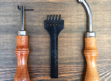 Leather Craft Hand Tools - Pt 1