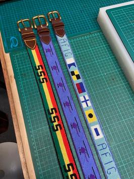 Tapestry Belt Workshop