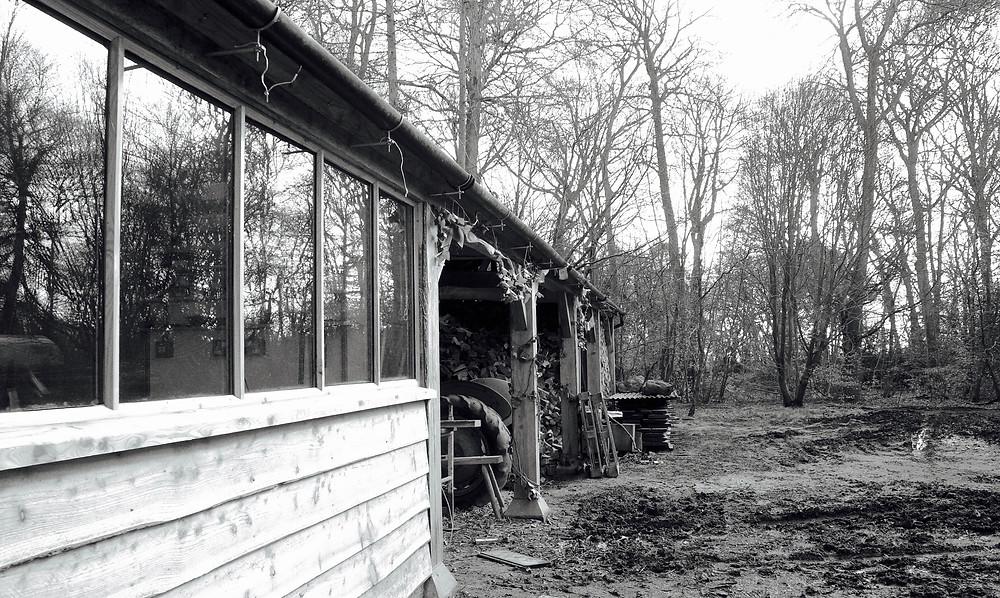 Oak and Larch Barn