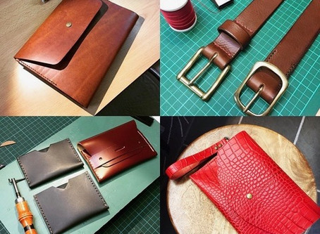 Small Leather Goods Workshop