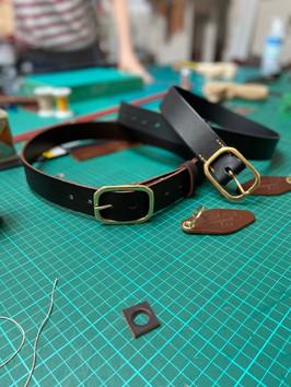 Finished Belts
