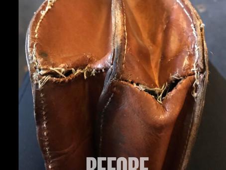 Saddle Bag Restoration