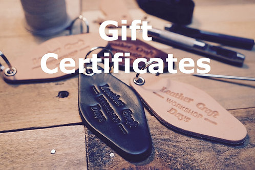 2 Day Practical Skills Workshop Gift Certificate