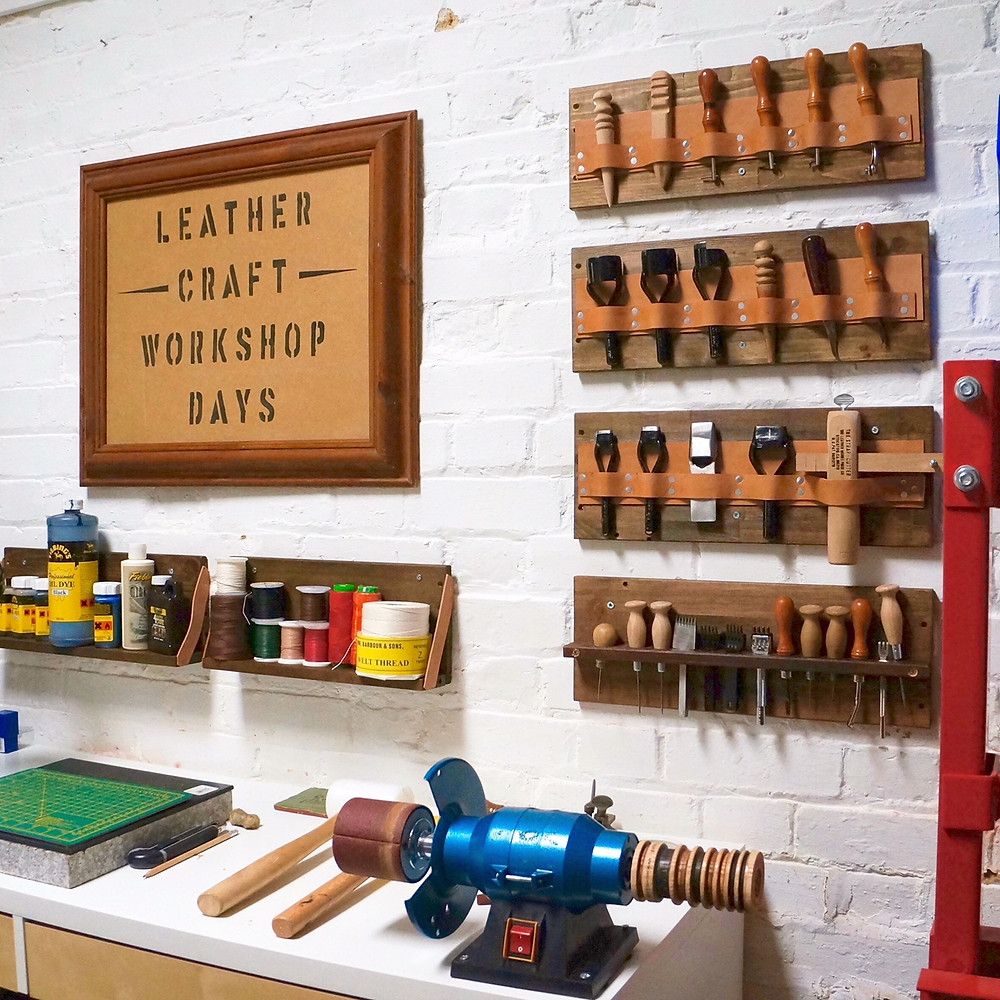 Leather Craft Hand Tools