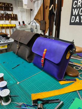 Makers finished Bags