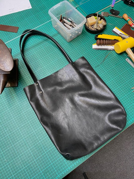 Finished Tote