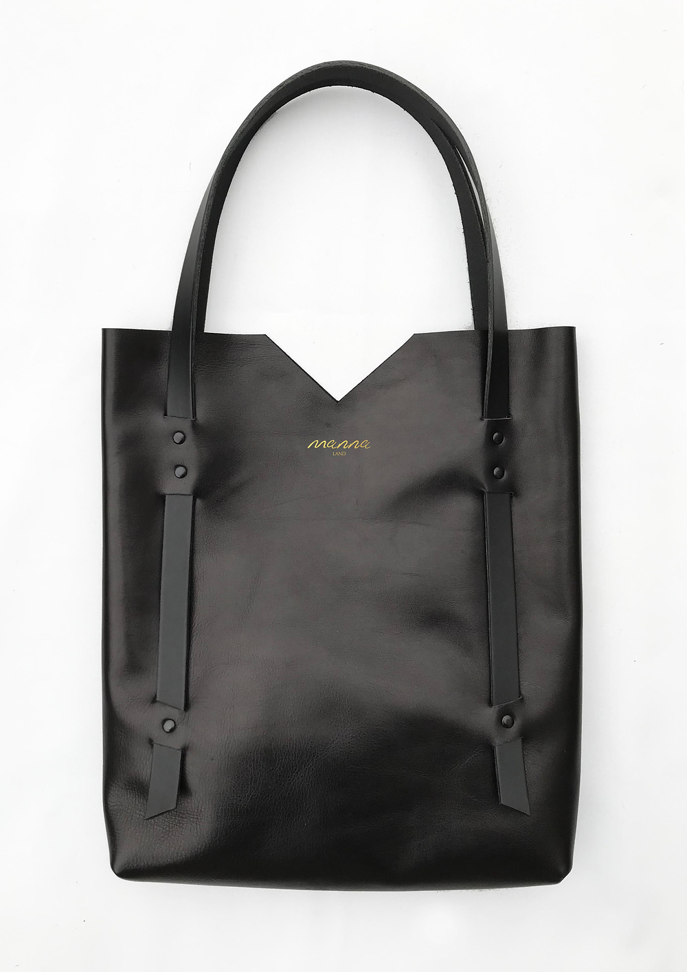 Leather Tote Bag Design