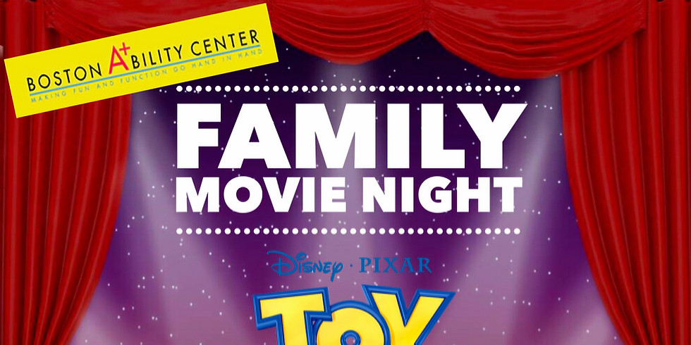 Family Movie Night - Toy Story 4