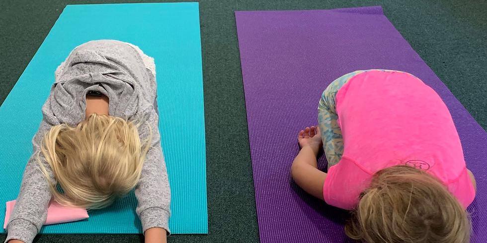 Drop-In Therapeutic Yoga Class
