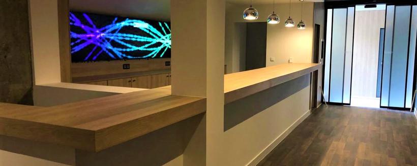Un espacio donde recibir a tus invitados