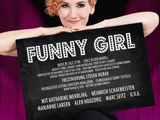 Funny Girl - Annette als Mrs. Meeker