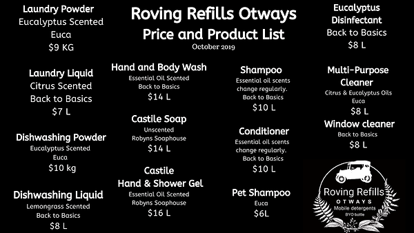 Price and Product List B-W design  2-1.p