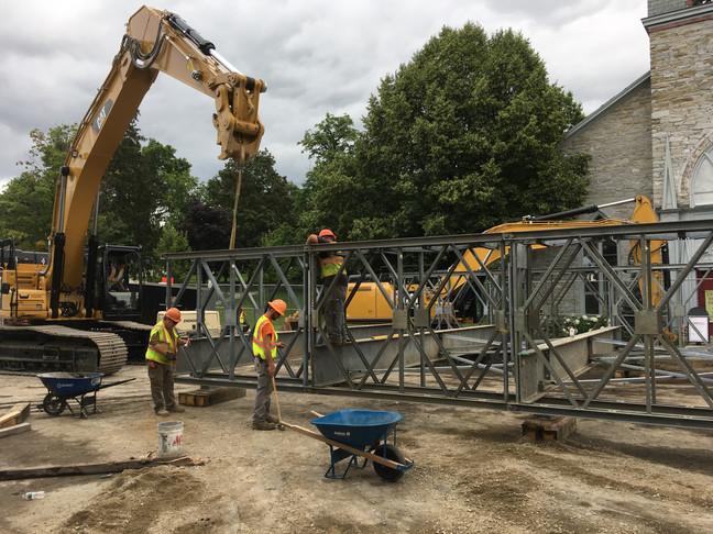 Temporary Bridges Update #32