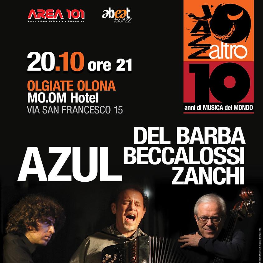 AZUL. Del Barba | Beccalossi | Zanchi