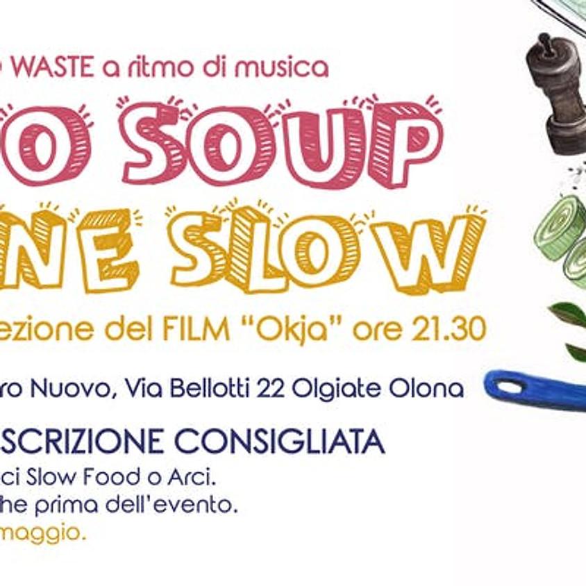 disco soup & cine slow