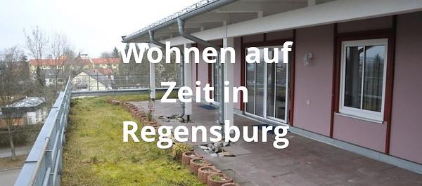 Wohnen auf Zeit Regensburg