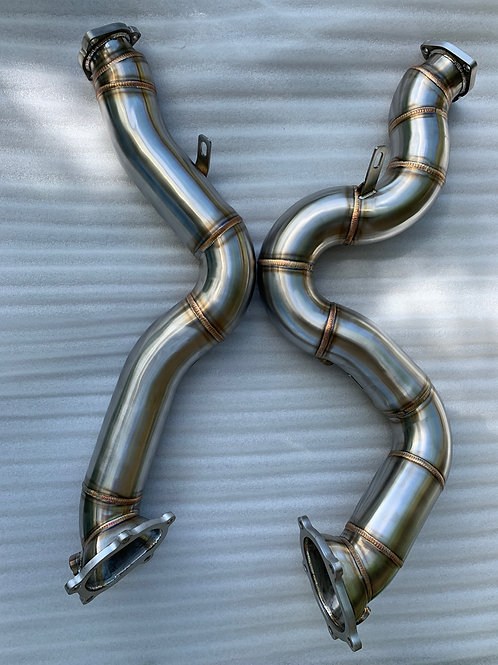 Downpipes for Audi 4.0T S6 S7 RS7