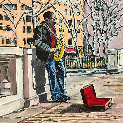 "Tarkoff: ""Music in Rittenhouse Square"""