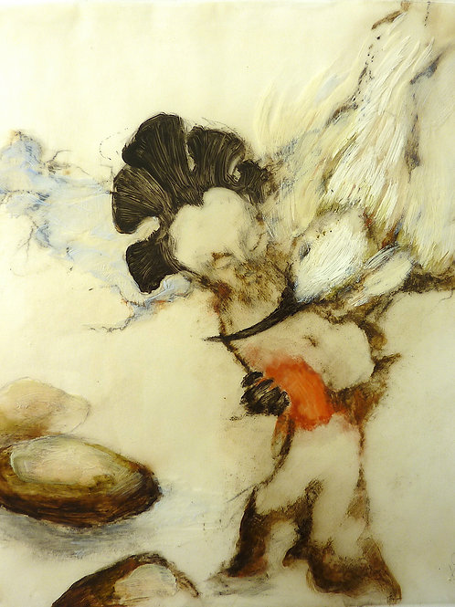 """Dubois: """"A Bird's Flight"""""""