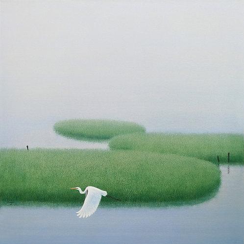 "Yu: ""Egret"""