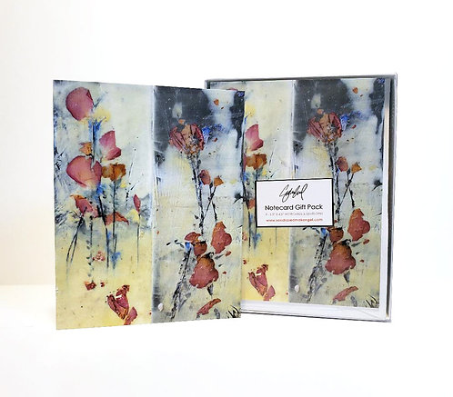 Dusty Rose Notecard Gift Pack
