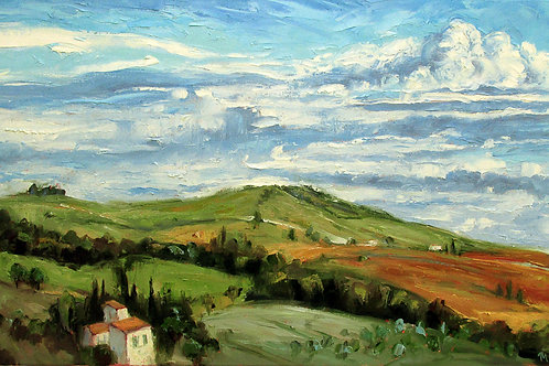 """Maurer : """"One Day in Tuscany"""""""