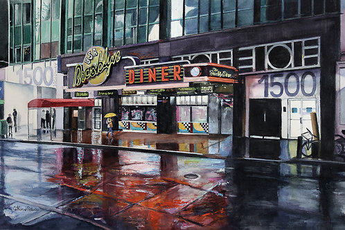 "Peluso: ""The Brooklyn Diner"""