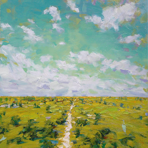 """Lee, Ning: """"Land and Sky"""""""