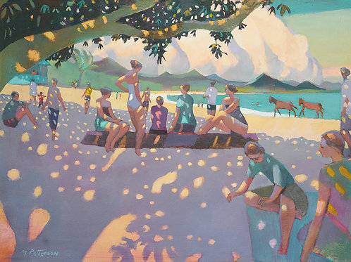 """Patterson: """"Under the Trees, Costa Rica"""""""