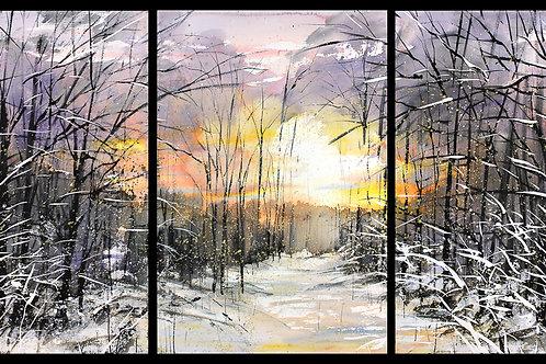 "Toribe: ""Winter Sunrise"""