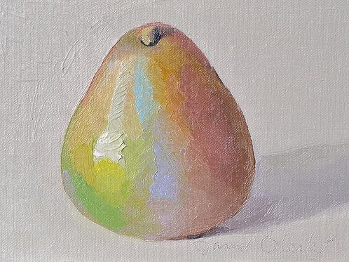 """Oleski: """"A Red Pear"""""""