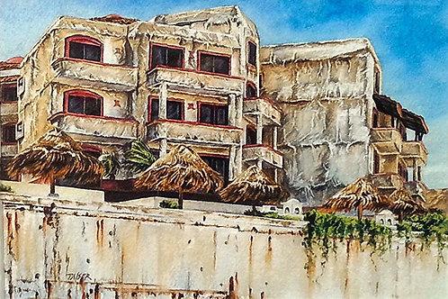 """Palser: """"Cancun's Architecture"""""""