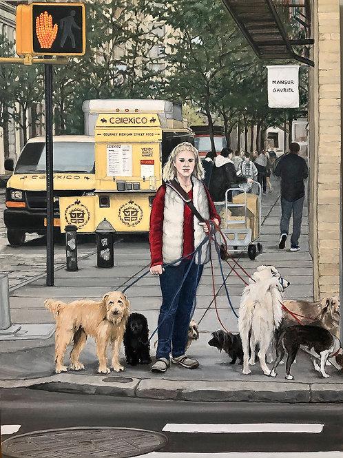 "Strine: ""The Dog Walker"""