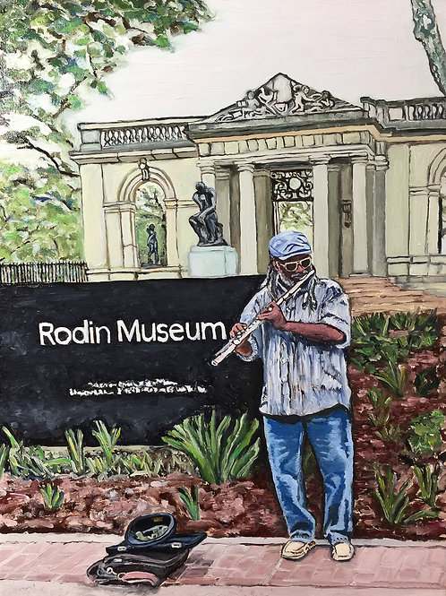 "Tarkoff: ""Music at the Rodin"""