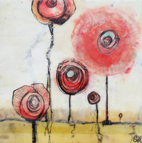 KINETIC POPPIES