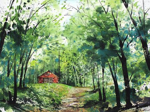 """Toribe: """"Red Summer House"""""""