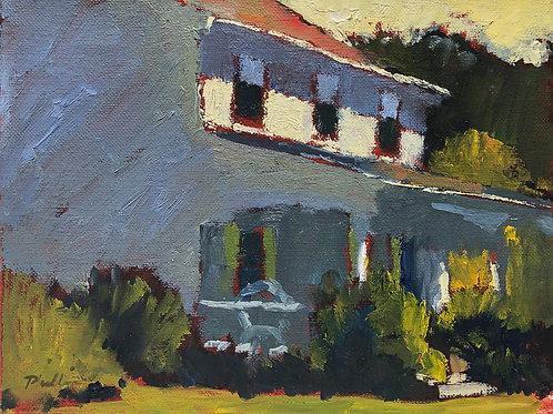 "Phillips: ""Berndt House Study"""