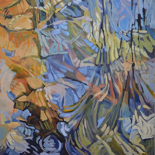 """Paquet-Morante: """"Forest Floor, Water"""""""