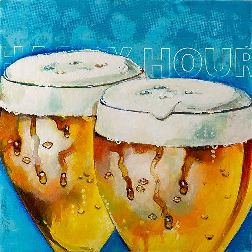 """Schaller: """"Happy Hour - Beer"""""""