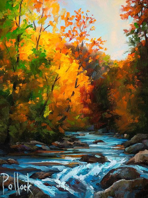 "Pollock: ""Great Smoky Mountains Gold Rush"""