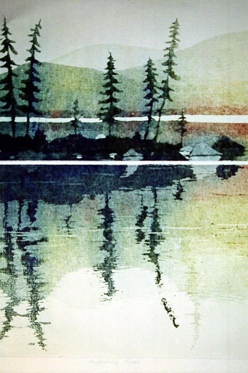 """Kemp: """"Reflecting Pines"""""""