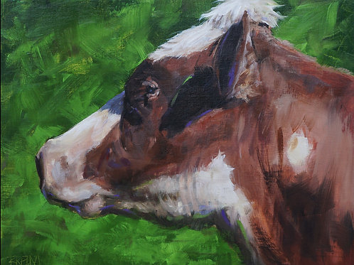 """Brehm: """"Profile of a Dairy Cow"""""""