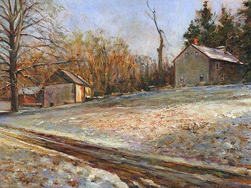"Joyce: ""Farm at Ridley Creek"""