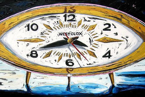 "Gilmore: ""Clock"""