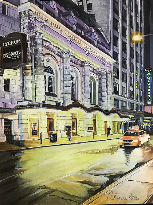 """Peluso: """"The Lights of Broadway"""""""