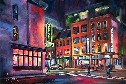 "Pollock: ""Nashville at Night"""