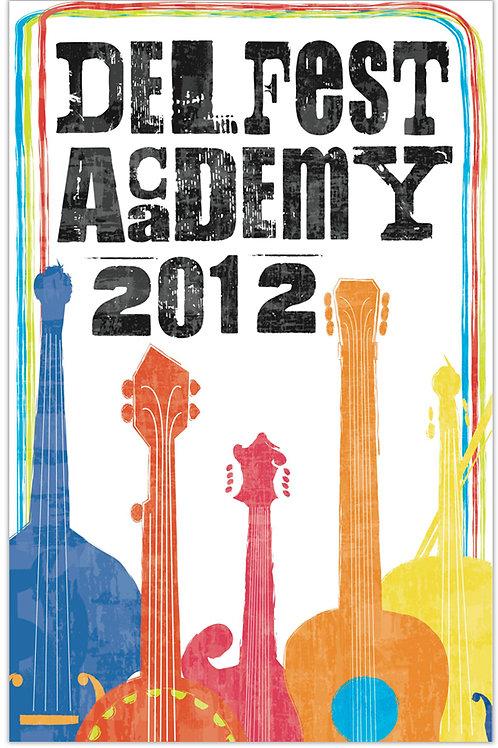 2012 Delfest Academy