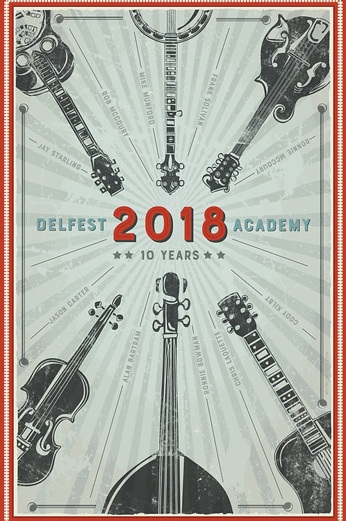 2018 Delfest Academy