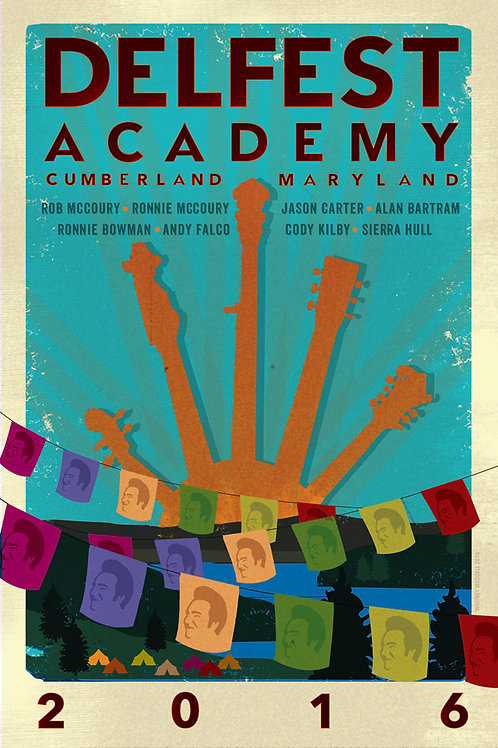 2016 Delfest Academy