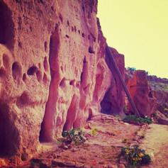 Cliff Pueblos, New Mexico